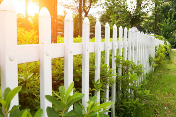 County style wooden fence.; Shutterstock ID 142624336